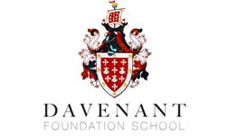 davenant school logo